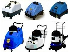Chemical free steam cleaners
