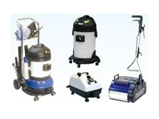Cleaning equipment for veterinary clinic and animal hospitals