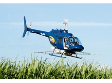 Dwyer Aviation's fleet of helicopters are fully equipped for agricultural spraying jobs