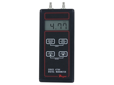 TEST EQUIPMENT BY DWYER INSTRUMENTS