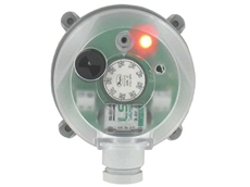 BDPA Series Adjustable Differential Pressure Alarms from Dwyer Instruments