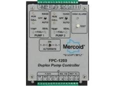Dwyer Instruments' Mercoid introduces duplex pump controller