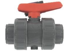 Dwyer Instruments provides the new series TBV2 Plastic ball valves