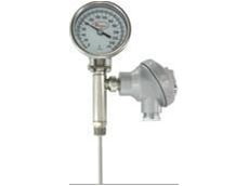 BTO series bimetal thermometer