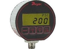 Dwyer Instruments releases new DPG-200 series Digital pressure gage