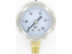 SGA Industrial Pressure Gauges