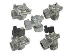 Dwyer Instruments supplies DCS/RDCS series diaphragm valves for dust collection