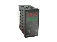 Love Series 8C 1/8 DIN temperature controllers from Dwyer Instruments