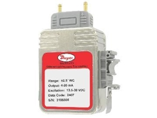 Series 610 low differential pressure transmitter