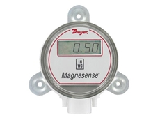 Magnesense differential pressure transmitters from Dwyer Instruments