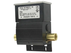 New series DX differential pressure switch