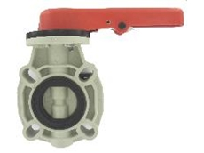 PBFV Thermoplastic butterfly valves from Dwyer Instruments