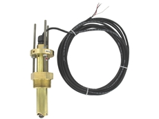 Paddlewheel flow sensor with pulsed output from Dwyer Instruments