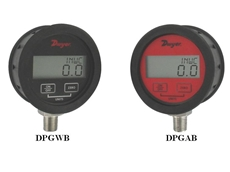 New Series DPGAB and DPGWB Digital Pressure Gauges