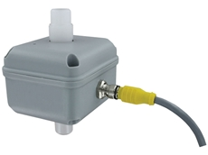 Series LOFM low-flow electromagnetic flow sensors from Dwyer Instruments