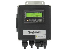 Series UXF2 ultrasonic flow meter