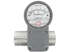 Series VFLO Venturi flow meter with magnehelic gauge, from Dwyer Instruments