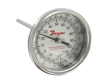 Series BT15S/BT20S thermometers can be field calibrated for years of reliable service.