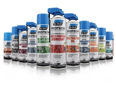 Dy-Mark PROTECH® Cleaners and Lubricants Range