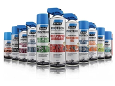 Dy-Mark PROTECH range of industrial grade cleaners and lubricants