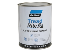 Slip resistant coating from Dy-Mark
