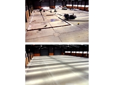 Concrete resurfacing by Dynamic Flooring Australia