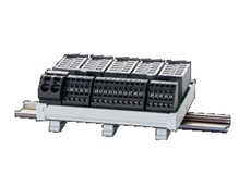 Innovative Power Distribution System SVS09 for versatile applications