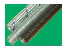Steel flexible electrical conduits