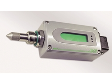 Compact dew point transmitter / switch