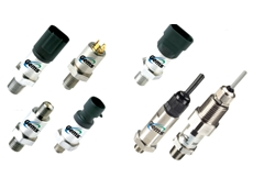 Compact pressure transmitters - GEMS 3000 Series