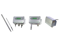 EE33 series transmitters measure nine distinct climatic variables