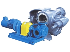 Varisco V series internal gear rotary pumps