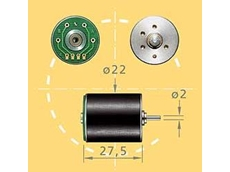 AM 2224 miniature Stepper Motor available from Erntec