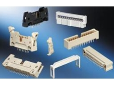 Board-to-cable connectors available from Erntec