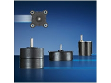 Brushless Flat DC Micromotors in two diameters with integrated electronics from Erntec