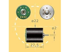 Compact power house stepper motor AM 2224 available from Erntec