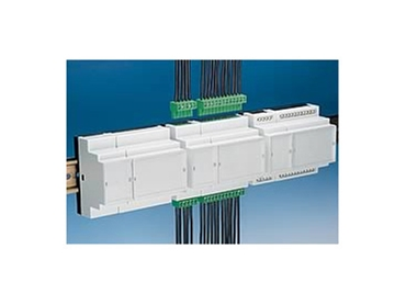 DIN Rail Mount Enclosures in various modules