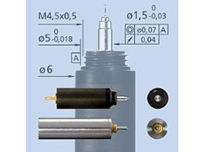 DC-Micromotor Type 0615 and Planetary Gearhead Type 06/1 available from Erntec