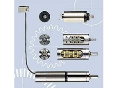 DC-Micromotors, Encoders and Gearheads from Erntec