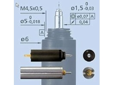 Dc-micromotor and planetary gearhead