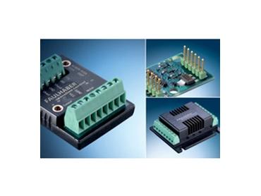 Faulhaber drive electronics for controlling Faulhaber motors