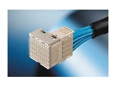 High speed cable connector systems