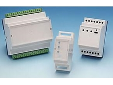 M36 DIN Rail mounting enclosures from Erntec