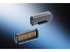 MicroStac 12 pin single row SMT Connector