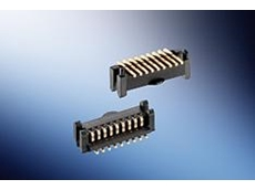 MicroStac SMT connector series from Erntec