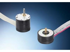 Micromotor series of drives with integrated encoder from Erntec