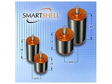 The SMARTSHELL brushless DC-Servomotors