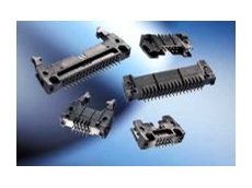 Pin headers for IDC systems