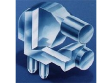 Two stage light pipe conductor