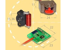 Unidirectional single phase stepper motor
